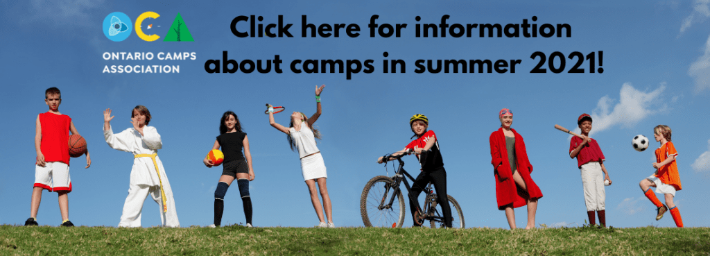 Click here for information about camps in summer 2021